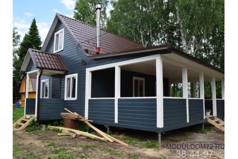 ПОСТРОИТЬ ДОМ ВЫГОДНО! Строительство каркасно-модульных домов!